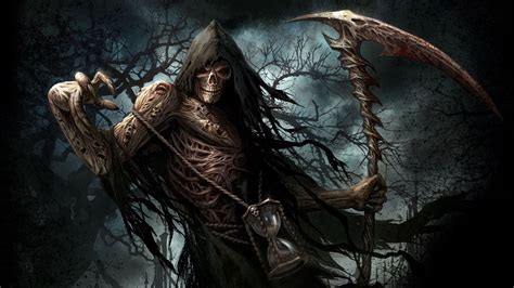 Reaper on Pinterest   Grim Reaper, Death Tattoo and Anne