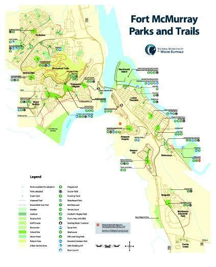 Fort McMurray Parks & Trails | Fort McMurray Tourism