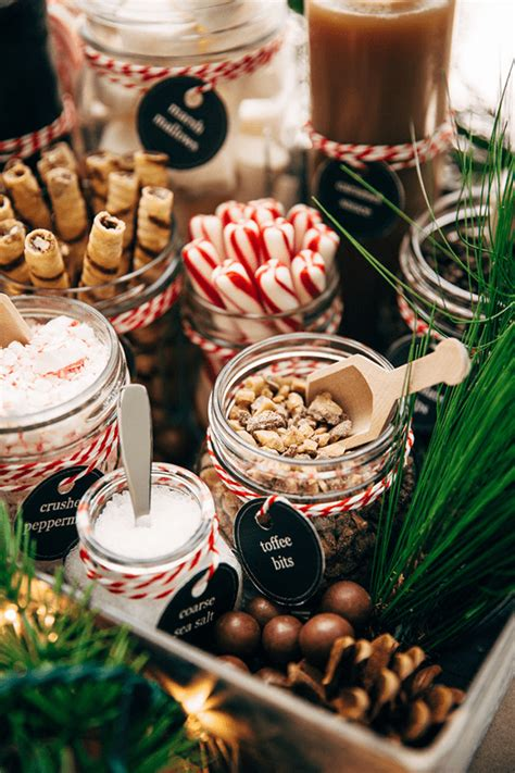 5 Food Stations that Make Holiday Entertaining Effortless
