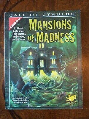 Mansions of Madness (2nd edition) Call of Cthulhu
