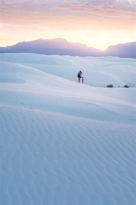 Tips for Camping in White Sands National Monument