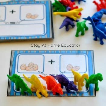 Dinosaur Theme Preschool Lesson Plans by Stay At Home