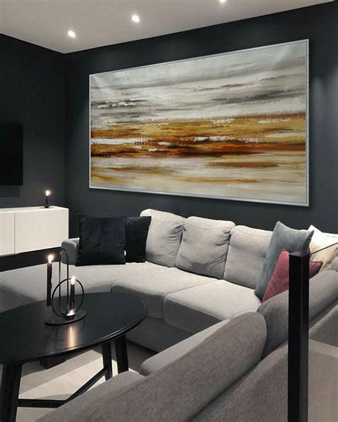 Minimalist Contemporary Modern Neutral Color Panoramic