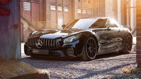 2018 Edo Competition Mercedes AMG GT R 4K Wallpaper   HD